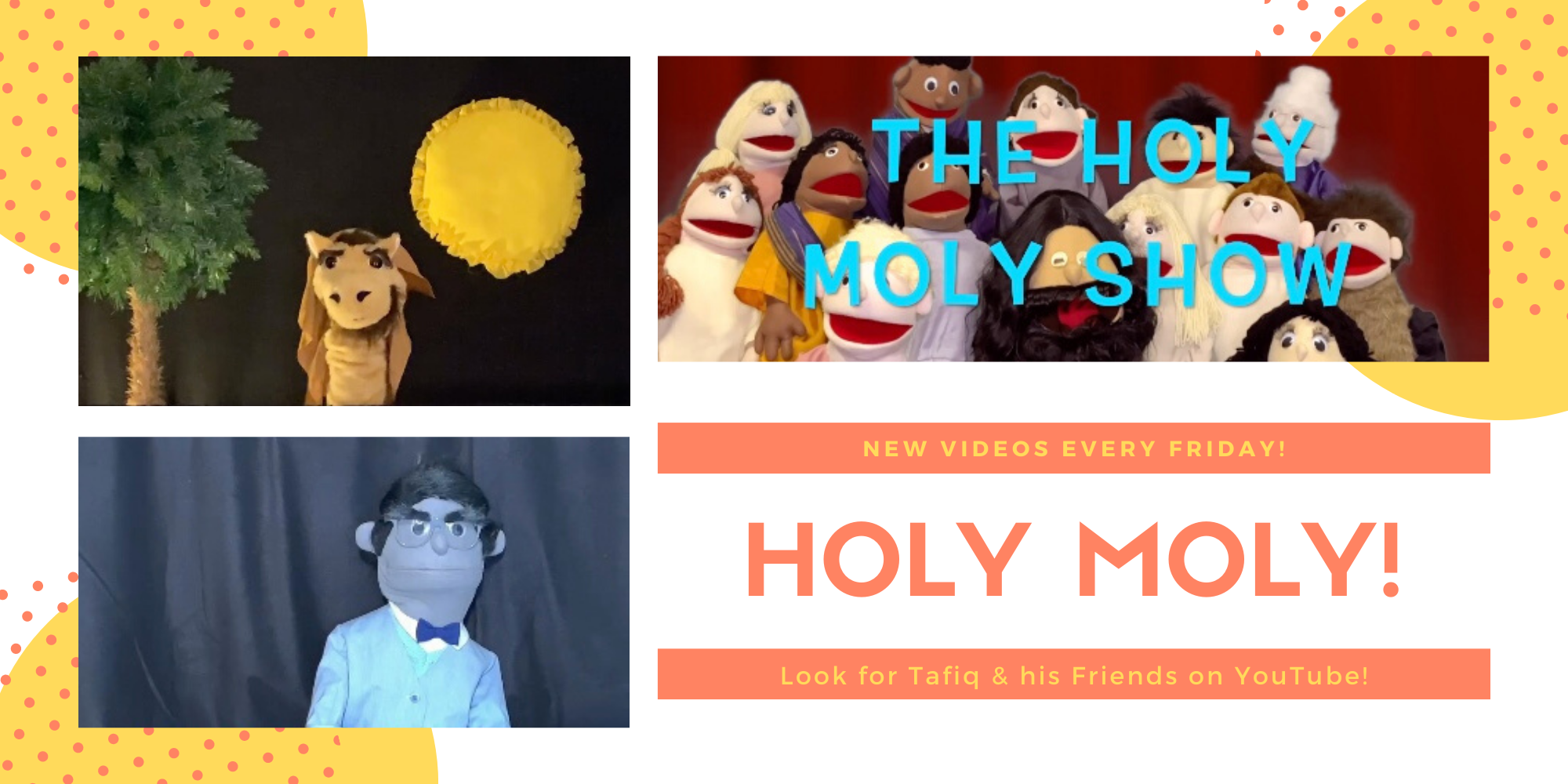 Holy Moly featuring Tafiq & his Friends